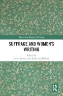 Suffrage and Women s Writing