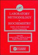 Laboratory Methodology in Biochemistry