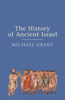 The History of Ancient Israel