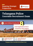 Telangana Police Constable Recruitment Exam Preparation Book   2000+ Solved Questions By EduGorilla Prep Experts [Pdf/ePub] eBook