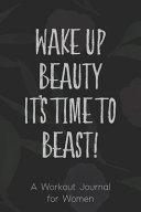 A Workout Journal for Women