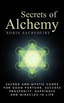 Secrets of Alchemy Pdf/ePub eBook