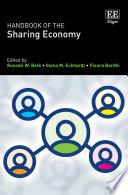 Handbook of the Sharing Economy