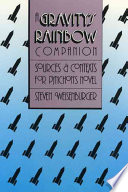 Gravity's Rainbow Pdf/ePub eBook