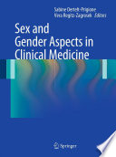 Sex and Gender Aspects in Clinical Medicine Book