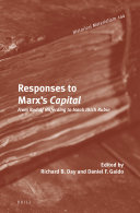 Responses to Marx's Capital