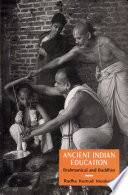 """Ancient Indian Education: Brahmanical and Buddhist"" by Radhakumud Mookerji"