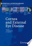 Cornea and External Eye Disease Book