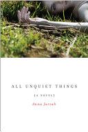 All Unquiet Things Pdf/ePub eBook