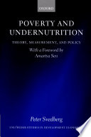 Poverty And Undernutrition Book PDF