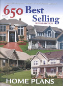 650 Best Selling Home Plans