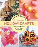 Martha Stewart's Handmade Holiday Crafts Pdf/ePub eBook