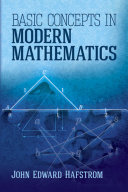 Basic Concepts in Modern Mathematics Pdf/ePub eBook
