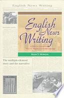 English News Writing Book PDF