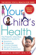 Your Child s Health Book