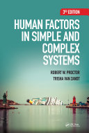Human Factors in Simple and Complex Systems Book