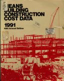 Means Building Construction Cost Data