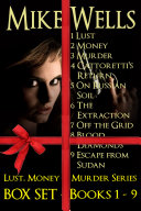 Lust, Money & Murder Books 1-9 Gift Box Set