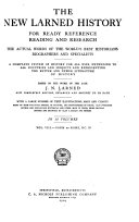 Pdf The New Larned History for Ready Reference, Reading and Research
