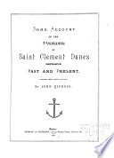 Some account of the parish of Saint Clement Danes