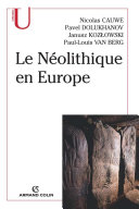 Pdf Le Néolithique en Europe Telecharger