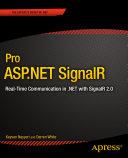 Pro ASP.NET SignalR Pdf/ePub eBook