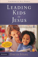 Leading Kids to Jesus