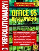 The Revolutionary Guide to Office 95 Development - Seite 8