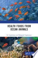 Health Foods from Ocean Animals