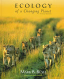 Ecology of a Changing Planet