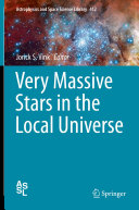 Very Massive Stars in the Local Universe
