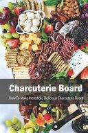 Charcuterie Board Book
