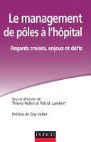 Pdf Le management de pôles à l'hôpital. Telecharger