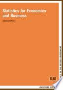 Statistics for Economics and Business