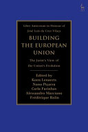 Building the European Union