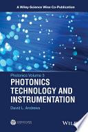 Photonics  Volume 3 Book