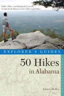 Pdf Explorer's Guide 50 Hikes in Alabama Telecharger