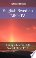English Swedish Bible IV