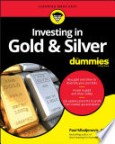 Investing in Gold   Silver For Dummies