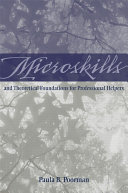 Microskills and Theoretical Foundations for Professional Helpers Book