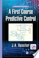 A First Course in Predictive Control