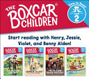 The Boxcar Children Early Reader Set  1  the Boxcar Children  Time to Read  Level 2