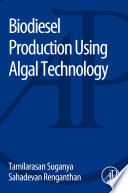 Biodiesel Production Using Algal Technology