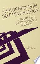 Progress in Self Psychology  V  19