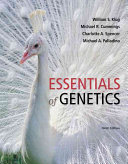 Essentials of Genetics Book