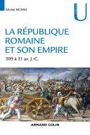 Pdf La République romaine et son empire Telecharger