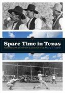 Spare Time in Texas Pdf/ePub eBook