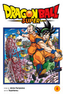 Dragon Ball Super, Vol. 8 Book