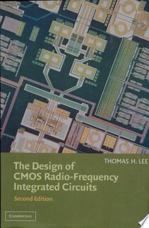 Download The Design of CMOS Radio-Frequency Integrated Circuits Free Books - eBookss.Pro