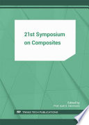 21st Symposium On Composites Book PDF
